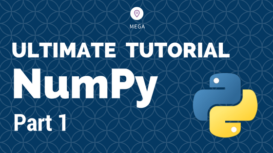 Numpy Tutorial Part1