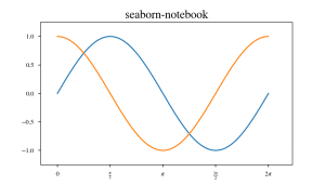 seaborn-notebook