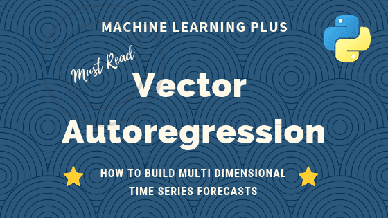 vector autoregression model feature image