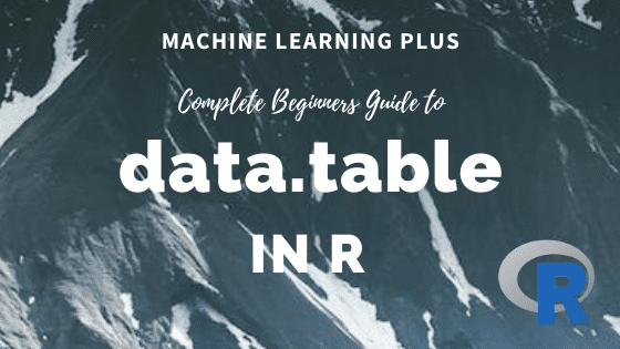 data.table in R