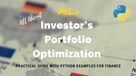 Feature image for Portfolio optimization